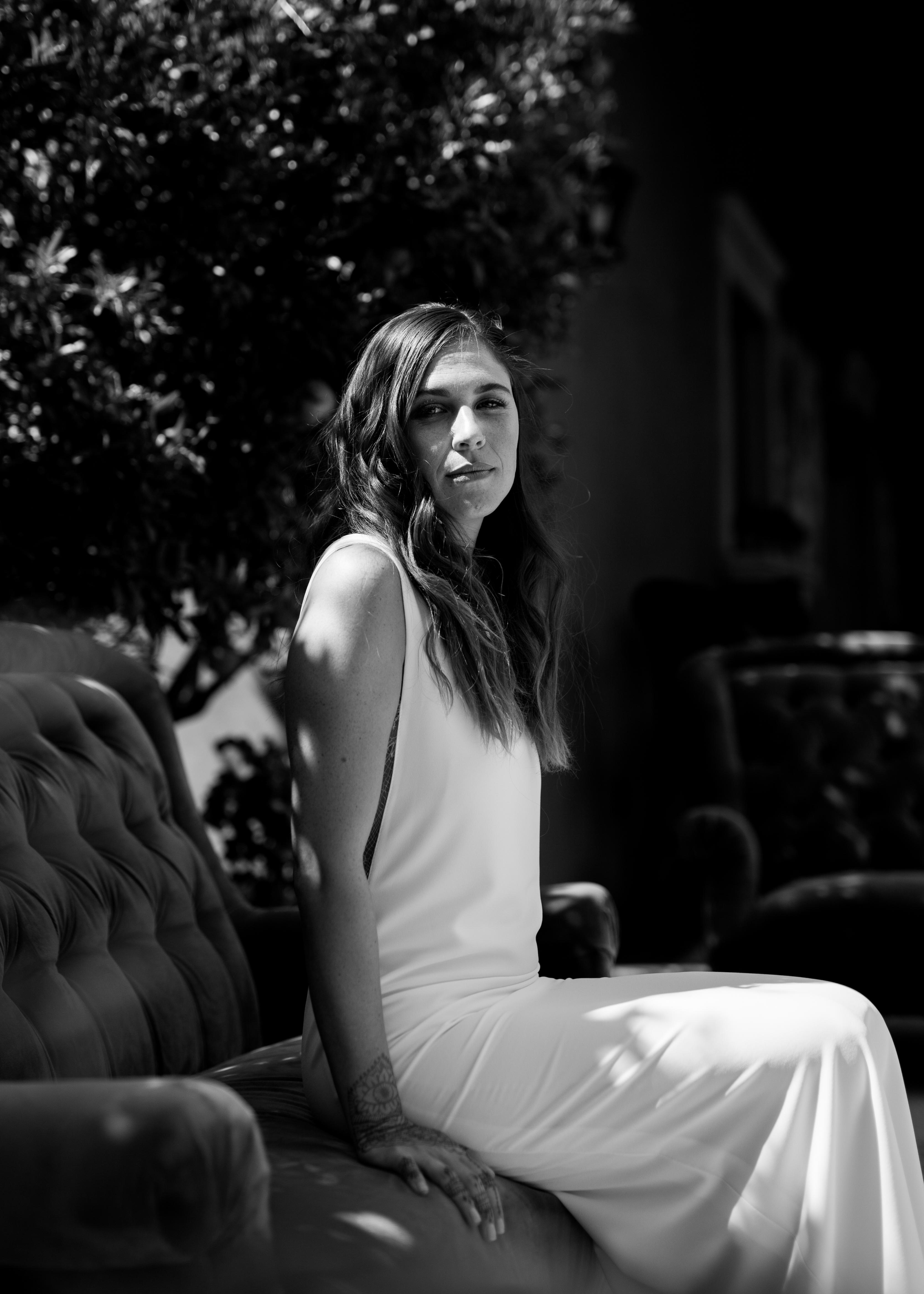Bride: Emily