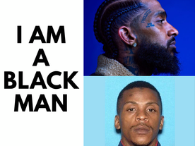 I AM A BLACK MAN Pt.1