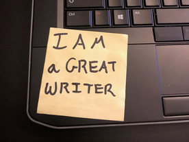 I AM a Great Writer!