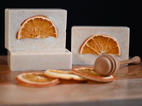 Citrus & Honey Soap