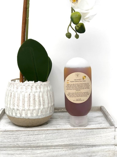 OH HONEY! Organic Honey Face Wash