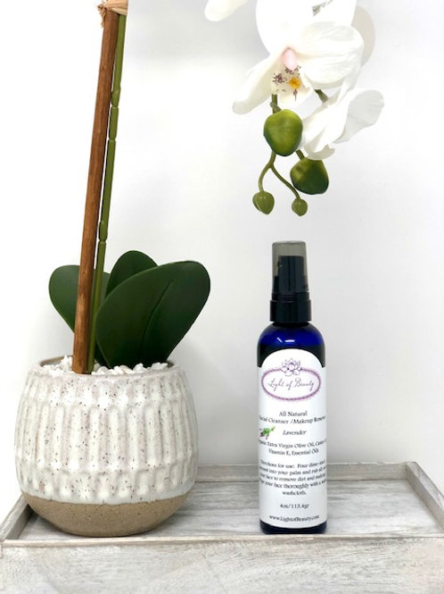 All Natural Facial Cleanser 4oz