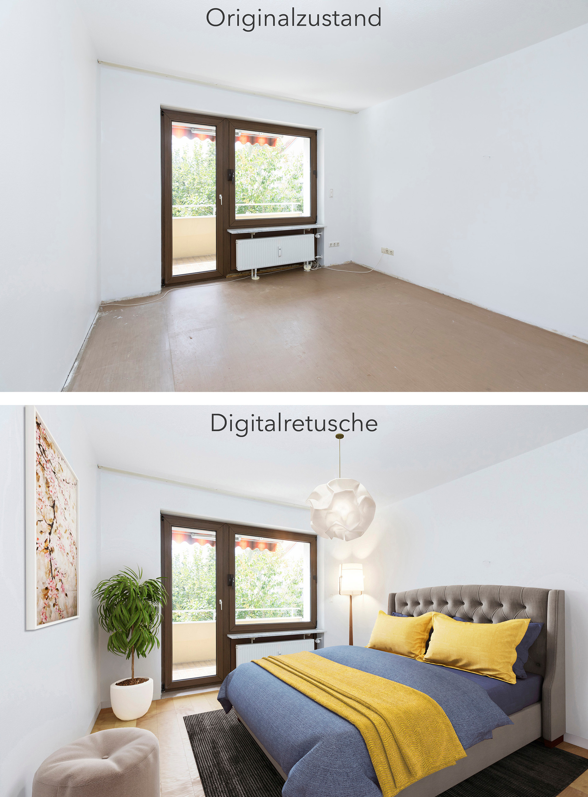 virtuelles Homestaging Riveritas GmbH