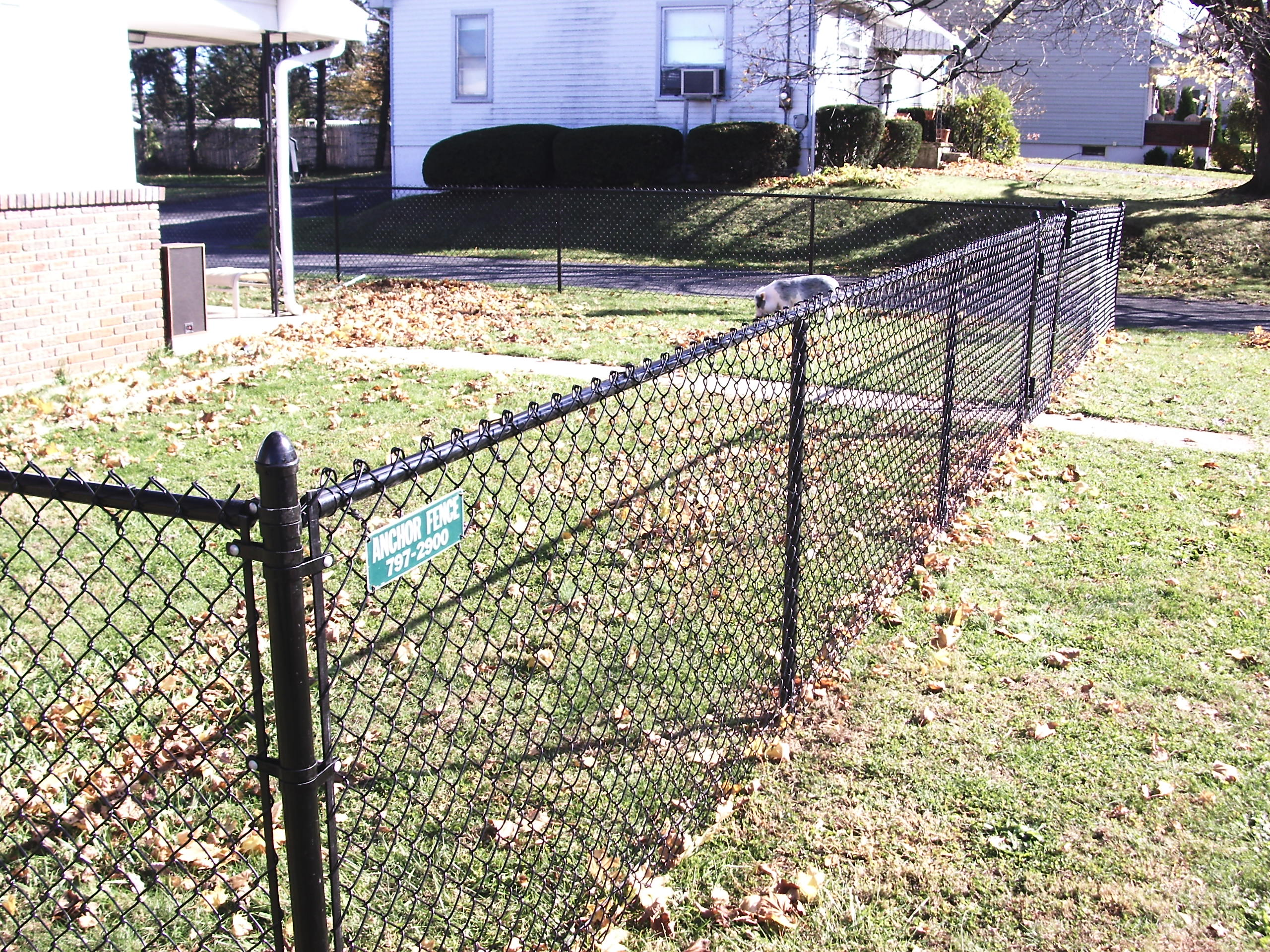 Chain Link Fencing Anchor