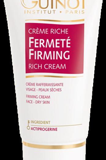 Crème Jour/Nuit Riche Fermeté