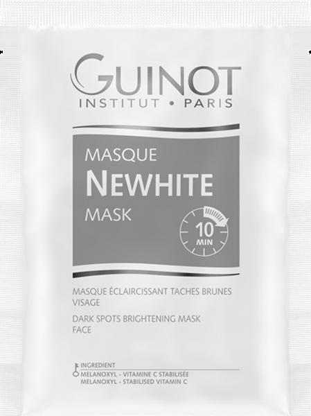 Masque Cure Newhite