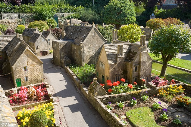 Model Village, Bourton-on-the-Water