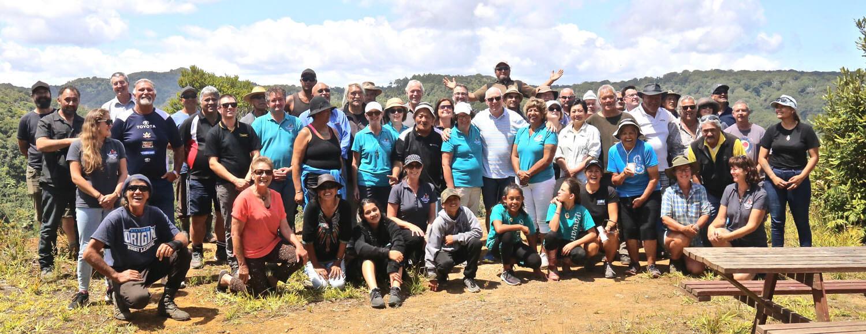 Large-scale Environmental Restoration