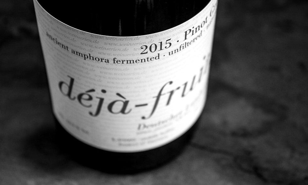 déjà-fruit Pinot Gris Amphora ´15