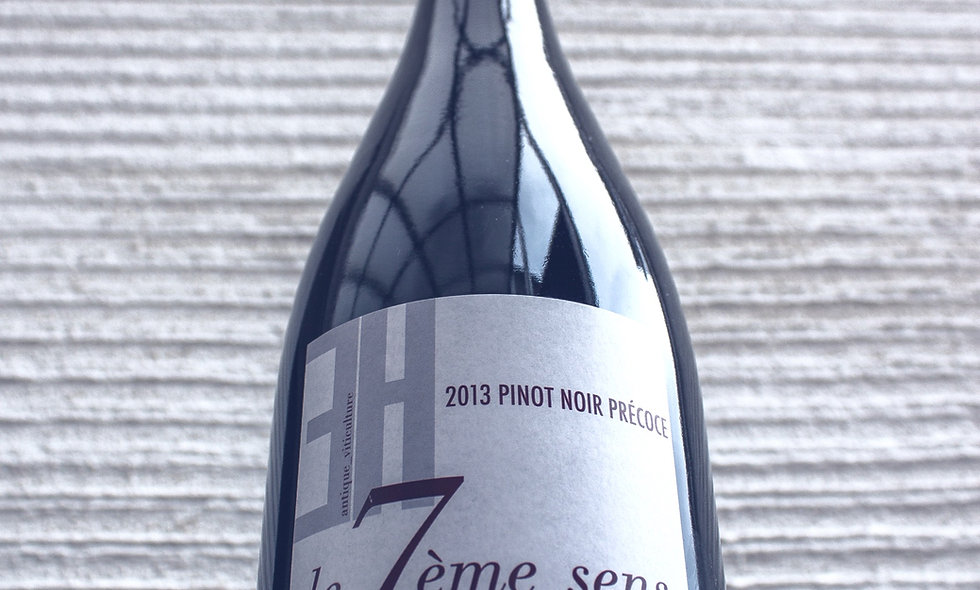 Pinot Noir Precocé Sparkling ´13