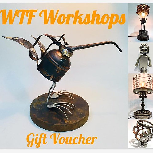 Two-day WTF Gift Voucher
