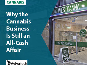 Why the Cannabis Industry Is Still an All-Cash Affair, Even as Legalization Continues