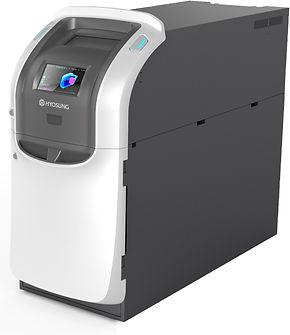 Hyosung/Burroughs MoniSafe 400A Cash Recycler - CashWare