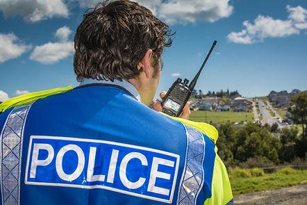 UK Police man community safe TP9400 - Ta