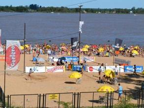 Llega el Circuito Rosarino de Beach Volley