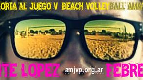 Convocatoria al Juego #5 - 13 de Febrero - Buenos Aires
