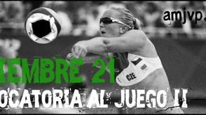 Convocatoria al Juego #2 - 21 de Noviembre - Buenos Aires