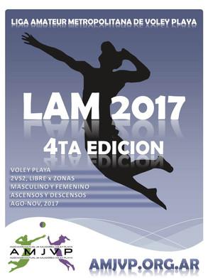 LAM 4ta Edición, anotate!