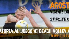 Convocatoria al Juego #11 - 20 de Agosto - Vicente López, Buenos Aires