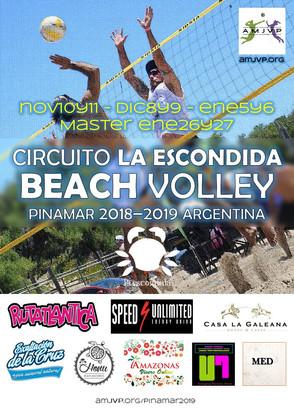 Circuito La Escondida, Pinamar - Verano 2019