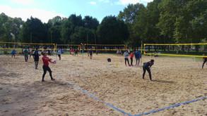 En otoño sigue la arena!!!