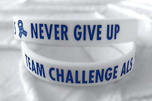 Team Challenge ALS Wristbands 10 Pack