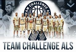 Team Challenge ALS Basktball