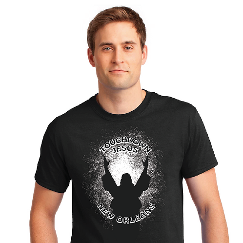 Touchdown Jesus T-shirt