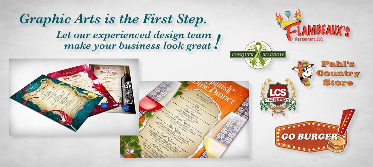 Logos, Designs, Ideas !