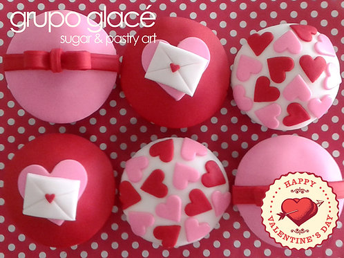 Cupcakes Love Mail