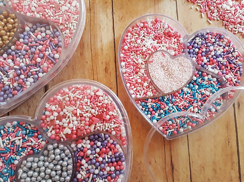 VALENTINE SPRINKLE BOX