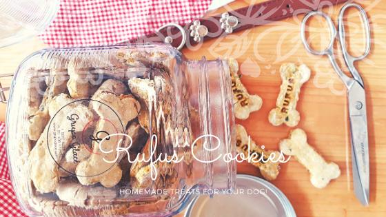 Rufus cookies