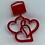 Thumbnail: Cortador galleta corazón