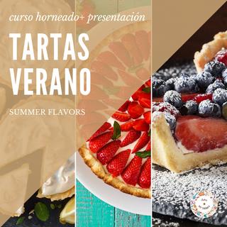 CURSO TARTAS DE VERANO