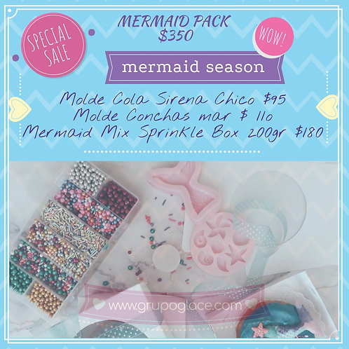 MERMAID PACK SPRING 2019