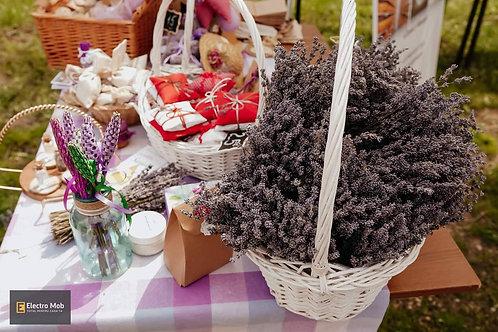 Essence of Lavender Basket
