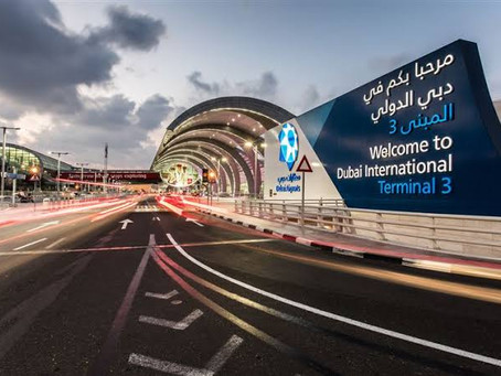 New Rules for people flying in and out of Dubai.