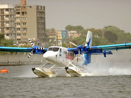 India's First ever Seaplane!!!