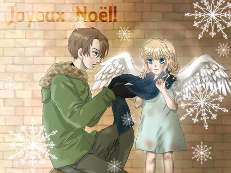 北見汐さんへのクリスマスカード