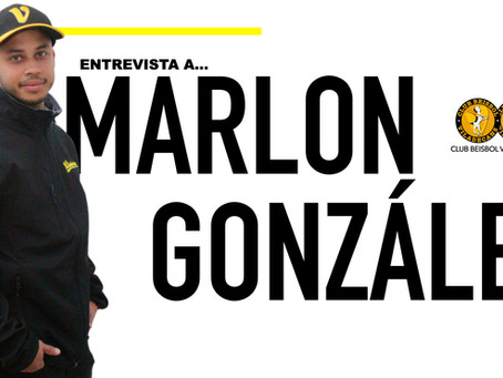 ENTREVISTA A MARLON GONZÁLEZ TÉCNICO DEL SUB 12 DEL CLUB BÉISBOL VILADECANS