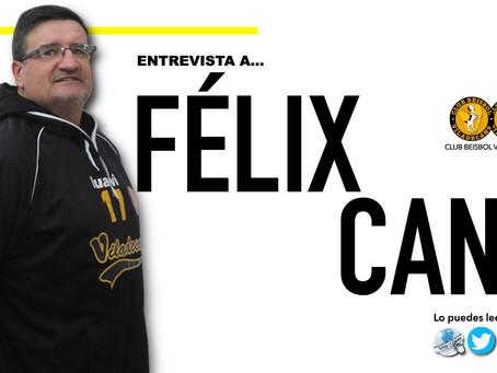 ENTREVISTA A FÉLIX CANO TÉCNICO DEL SUB 16 Y COACH DEL DIVISIÓN DE HONOR – Club Béisbol Vilade