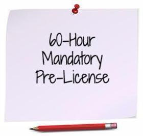 60 Hour Pre-License - November 2020