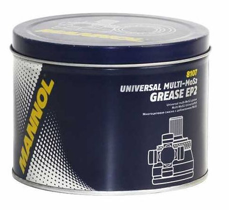 Mannol Universal Multi-MoS2 Grease EP-2 (4,5 кг.)