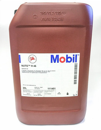 Mobil Nuto H 46 (20 л.)