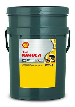 Shell Rimula R6 MS 10W-40 (20 л.)