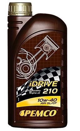 PEMCO iDRIVE 210 SAE 10W-40 (1л.)