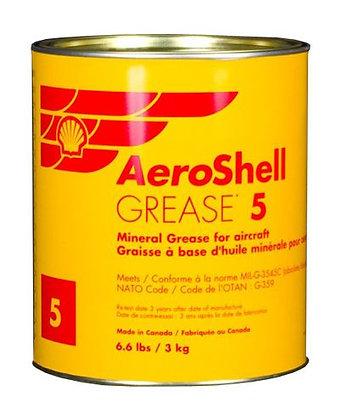 AERO Shell Grease 5 (3 кг.)