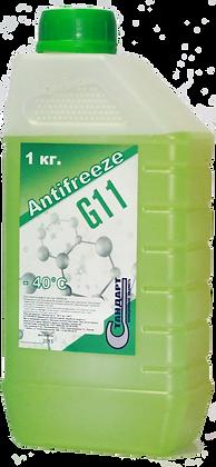Антифриз зеленый G11 (1кг)