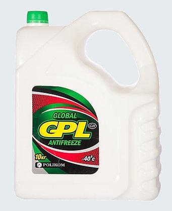 Антифриз GLOBAL GPL G11 зеленый (10 кг.)