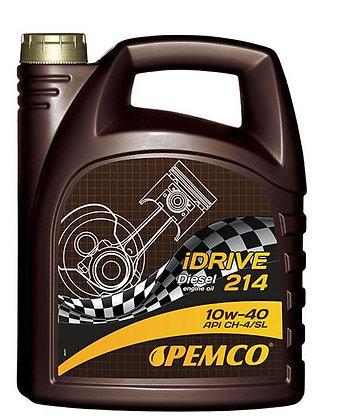 PEMCO iDRIVE 214 SAE 10W-40 (5 л.)